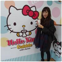台北市美食 餐廳 飲料、甜品 飲料專賣店 Hello Kitty Bubble 照片