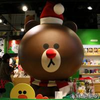 台北市休閒旅遊 購物娛樂 購物中心、百貨商城 LINE FRIENDS STORE (微風松高店) 照片