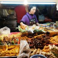 南投縣美食 攤販 鹽酥雞、雞排 品麗鹹酥雞 照片