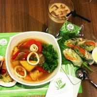 台北市美食 餐廳 異國料理 泰式料理 TJB PHO 越式料理 (微風松高店) 照片