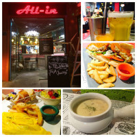 台中市美食 餐廳 異國料理 美式料理 All-in 飽庫 照片