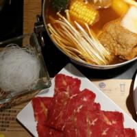 台北市美食 餐廳 火鍋 涮涮鍋 一五一食時尚鮮鍋 照片