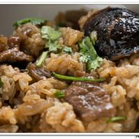 台南市美食 攤販 台式小吃 韓氏古早味油飯 照片