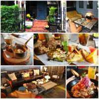 台北市美食 餐廳 異國料理 多國料理 wood & pot coffee 照片