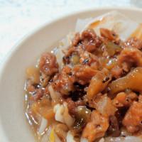 台北市美食 餐廳 素食 素食 釋道速食賓館 邱媽媽素食專賣店 照片