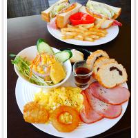 台南市美食 餐廳 異國料理 多國料理 椰林徑咖啡 照片
