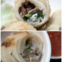 台北市美食 餐廳 中式料理 客家菜 房記輝伯鴨肉羹麵 照片