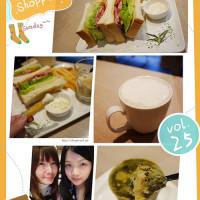 台北市美食 餐廳 咖啡、茶 咖啡館 Ms.Bubble handmade&cafe (Factory壹號店) 照片