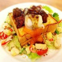 台北市美食 餐廳 異國料理 多國料理 上菜囉 法式餐廳 Viva la fete 照片