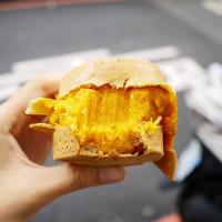 新北市美食 餐廳 飲料、甜品 飲料、甜品其他 太極鱉車輪餅 照片
