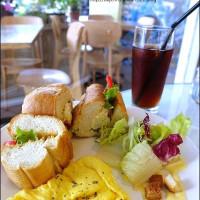 新北市美食 餐廳 咖啡、茶 咖啡館 晨光美食 照片