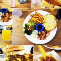 新北市美食 餐廳 速食 漢堡、炸雞速食店 HI Burger 照片