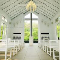 台南市休閒旅遊 景點 景點其他 隱田山房白色教堂 照片