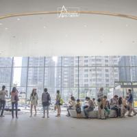 台中市休閒旅遊 景點 展覽館 台中大都會歌劇院 照片