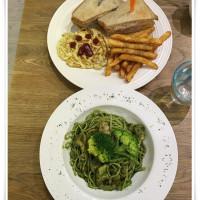 台北市美食 餐廳 咖啡、茶 meow bar 喵吧咖啡廳 照片