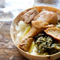 台東縣美食 餐廳 中式料理 台菜 悟饕池上飯包 照片