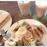 台北市美食 餐廳 咖啡、茶 PK Caffe 照片