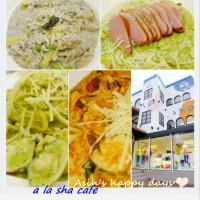 台中市美食 餐廳 咖啡、茶 咖啡館 a la sha cafe (台中旗艦店) 照片