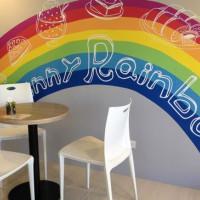 台中市美食 餐廳 咖啡、茶 歐式茶館 微熱彩虹 照片