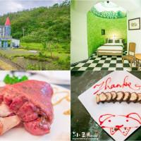 宜蘭縣休閒旅遊 住宿 民宿 艾德堡德國城堡民宿(德屋餐廳) 照片