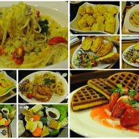 台中市美食 餐廳 素食 素食 南風蔬食咖啡 照片