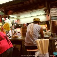 台北市美食 餐廳 中式料理 小吃 大龍峒蒸餃大王 照片