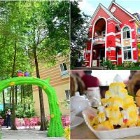南投縣美食 餐廳 飲料、甜品 歐莉葉荷城堡 照片