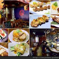 台北市美食 餐廳 餐廳燒烤 老貳樓小料理居酒屋 龍江店 照片