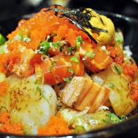 台中市美食 餐廳 異國料理 日式料理 神川日式料理 照片