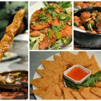 台北市美食 餐廳 素食 素食 京品泰味素食 照片