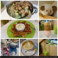 新北市美食 餐廳 咖啡、茶 咖啡館 兔子&羊【咖啡小舖】 照片