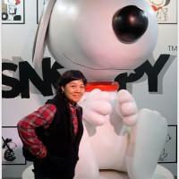 SNOOPY 65週年巡迴特展台北站