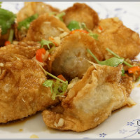 台中市美食 餐廳 異國料理 日式料理 伊賀壱吉手造燒餃子濃厚豆乳店 照片
