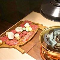 台中市美食 餐廳 火鍋 火鍋其他 樂軒日式鍋物料亭/樂軒究極和牛燒肉 照片