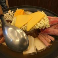 彰化縣美食 餐廳 異國料理 韓式料理 漢城部隊鍋 照片