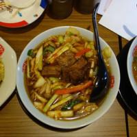 新竹市美食 餐廳 異國料理 日式料理 四川辣麵 照片