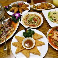 台中市美食 餐廳 異國料理 泰式料理 曼谷皇朝 照片