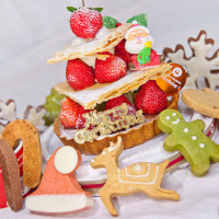 高雄市美食 餐廳 烘焙 蛋糕西點 愛倫手感烘焙(耶誕蛋糕新選擇) 照片