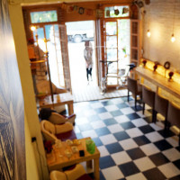 台中市美食 餐廳 咖啡、茶 咖啡館 摩德年代 照片