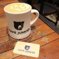 台北市美食 餐廳 咖啡、茶 咖啡館 Cafe Junkies小破爛咖啡 照片