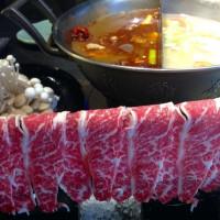 新竹縣美食 餐廳 火鍋 麻辣鍋 這一鍋 照片