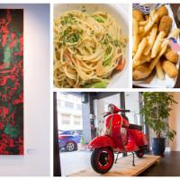 台中市美食 餐廳 異國料理 義式料理 Art Cafe & Pasta 照片