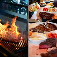 新北市美食 餐廳 異國料理 美式料理 熱火鮮切碳烤牛排館 照片