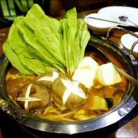 台北市美食 餐廳 異國料理 韓式料理 一道氏燉雞 照片