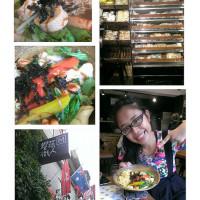 台中市美食 餐廳 中式料理 小吃 饗蔬職人 照片