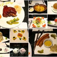 宜蘭縣美食 餐廳 異國料理 德式料理 艾德堡德國城堡民宿-德國豬腳套餐 照片