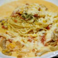 新北市美食 餐廳 異國料理 義式料理 國王屋義大利麵 照片