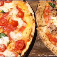 台北市美食 餐廳 異國料理 義式料理 pizzeria OGGI民權店 照片