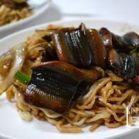 台南市美食 餐廳 中式料理 熱炒、快炒 炒鱔魚專家 照片