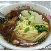 台北市美食 餐廳 中式料理 麵食點心 楊記排骨酥麵 饒河店 照片